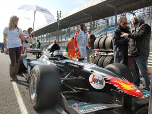 Giuseppe Cipriani - AutoGP World Series
