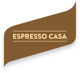 Label EspressoCasa