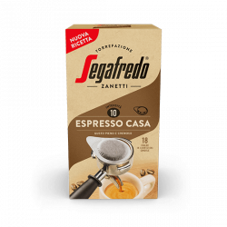 ESPRESSO CASA - pods