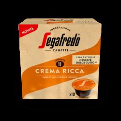 CREMA RICCA - compatibili Dolce Gusto