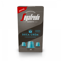 DECA CRÈM - compatibili nespresso