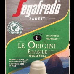 LE ORIGINI BRASILE - nespresso compatibles